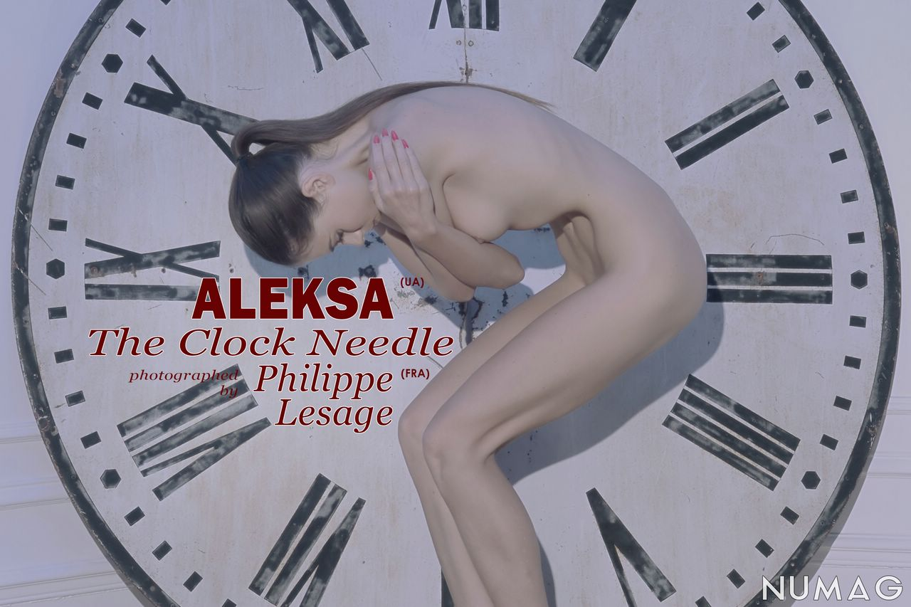 aleksa.in.the.clock.needle.by.philippe.lesage