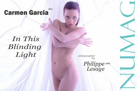 carmen garcia in in this blinding light by philippe lesage