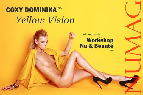 coxy in yellow vision by workshop nu beaute