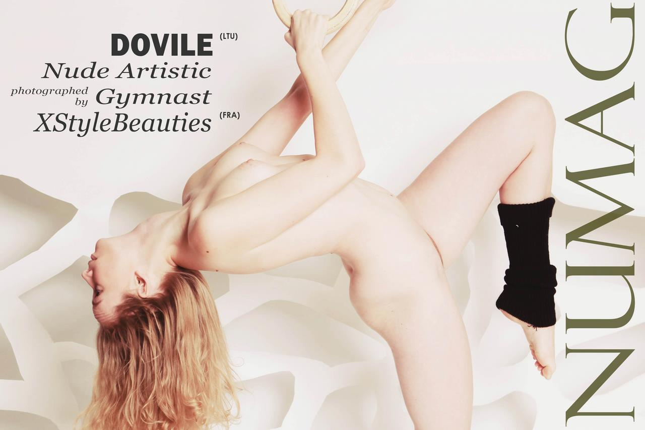 dovile in nude artistic gymnast by xstylebeauties