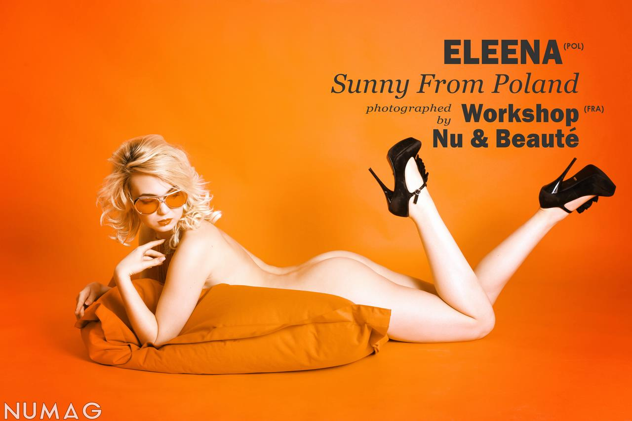 eleena in sunny from poland by workshop nu beaute