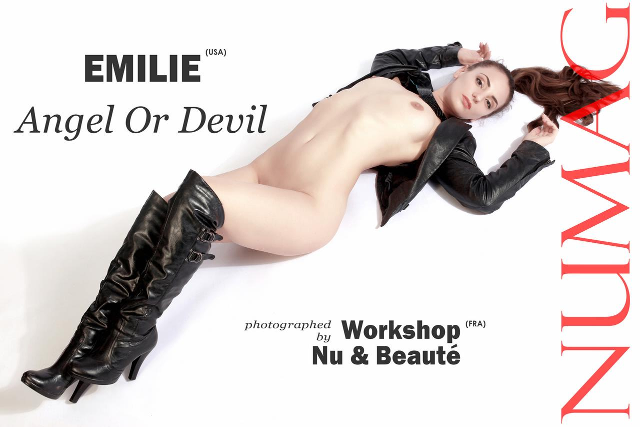 emilie kristen in angel or devil by workshop nu beaute