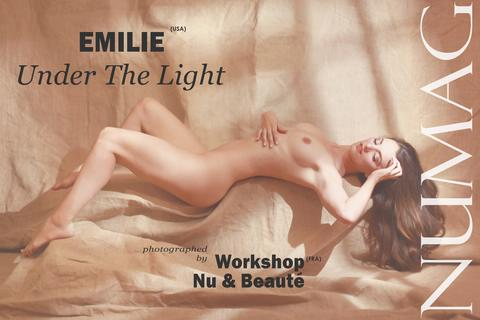 emilie kristen in under the light by workshop nu beaute