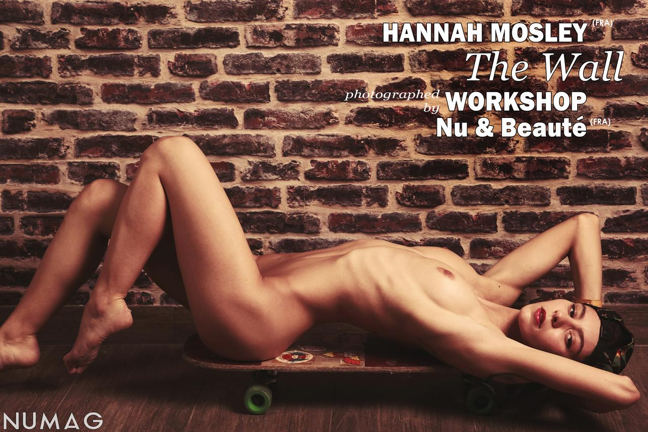 hannah mosley in the wall by workshop nu beaute