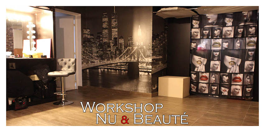 Workshop Nu Beaute is powered by NUMAG Nude Editorial Magazine, and he wants to share it with you