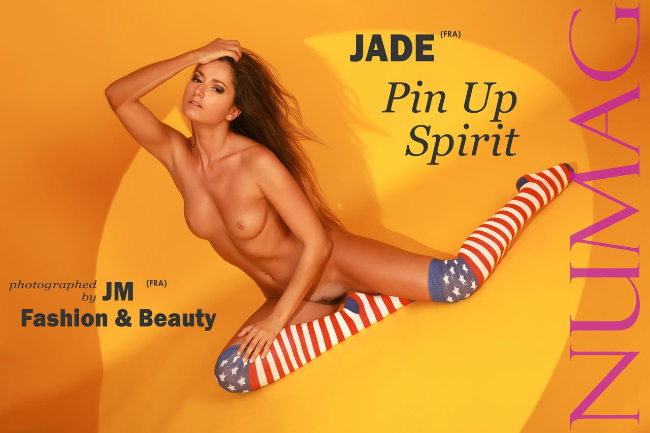 jade codino in pin up spirit by jm fashion beauty