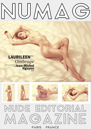 laurileen image NUMAG Nude Editorial Magazine Beautiful Cover