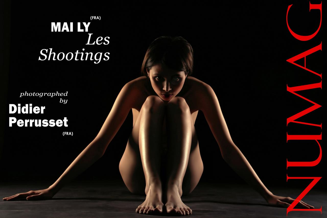 mai ly in les shootings by didier perrusset
