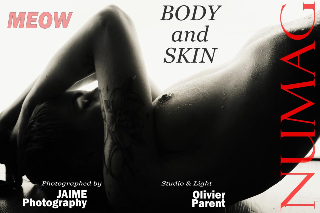 meow in body and skin by jaime photography