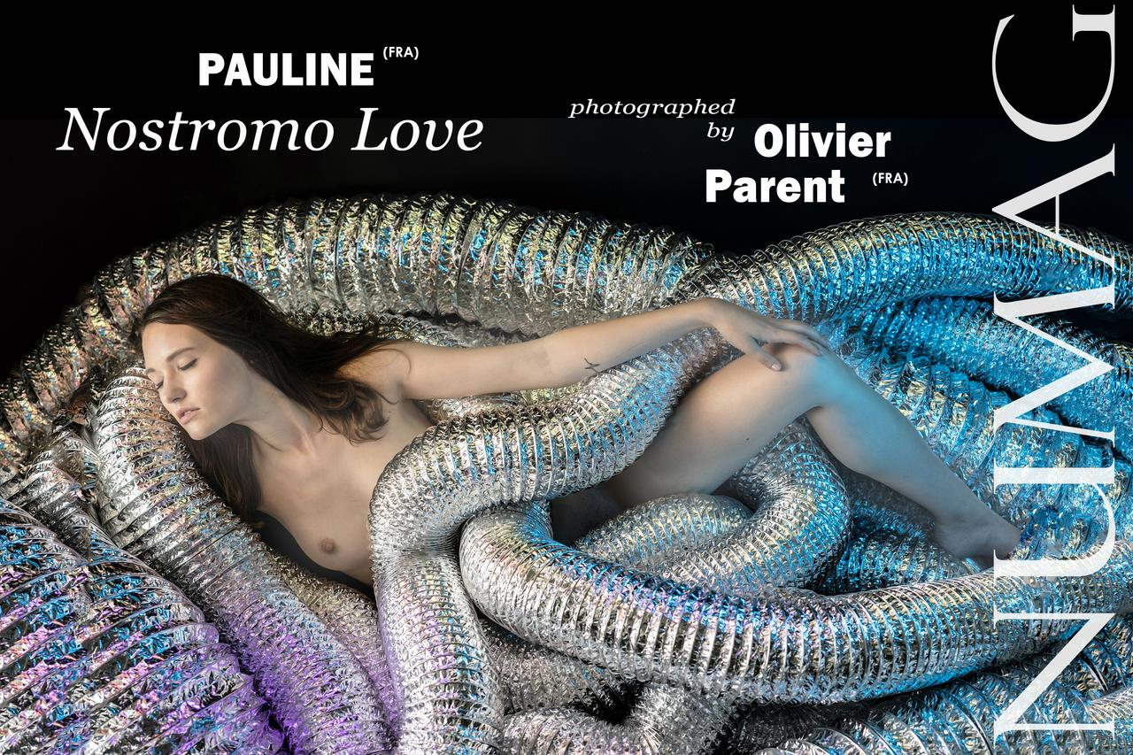 pauline in nostromo love by olivier parent